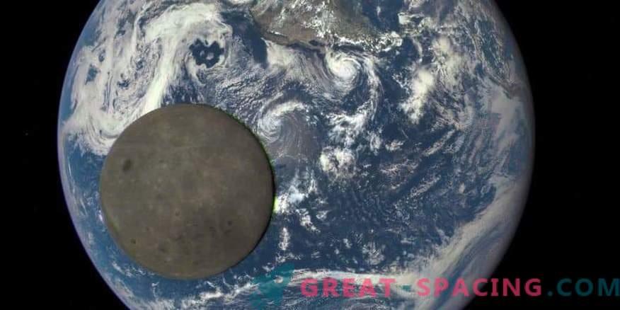 L'acqua potrebbe essere presente sulla Terra prima dell'impatto che ha creato la luna.