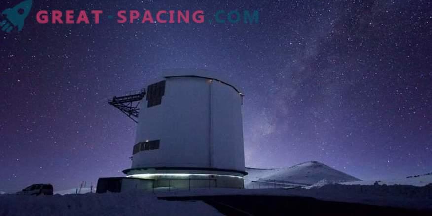 Il telescopio di James Clark Maxwell ha trovato un lampo di stella incredibilmente luminoso
