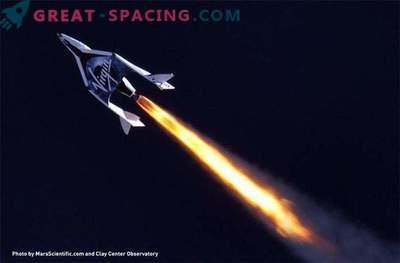 Il fragore della navicella spaziale SpaceShipTwo: cosa sappiamo?