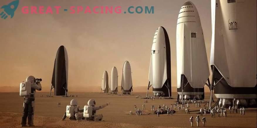Ilon Musk sta ancora nascondendo i dettagli del progetto del futuro razzo