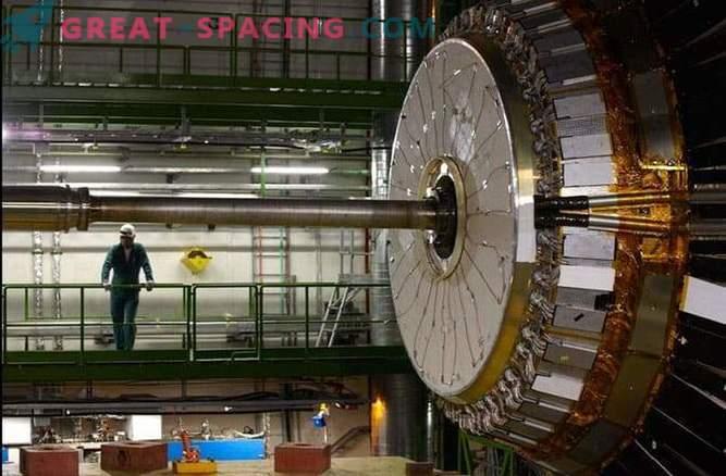 Il più grande acceleratore di particelle del mondo batte il record mondiale