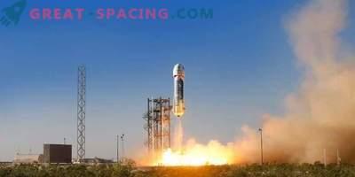 Le origini blu mirano a lanciare un uomo nello spazio