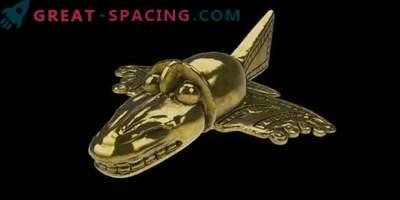 Perché l'artefatto Inca assomiglia a un aereo