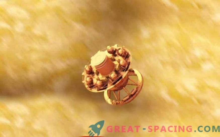 Per quanto tempo la nuova nave russa lavorerà su Venere