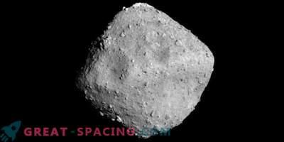 Asteroid Bennu ruota sempre più velocemente