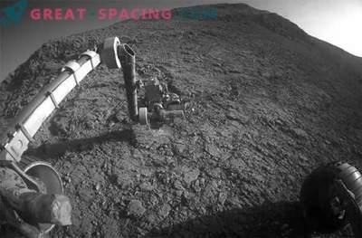 Rafforzamento del rover - un veterano prima dell'inverno marziano