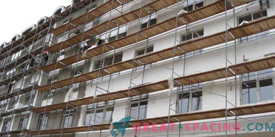 Ricca selezione di scaffolding di qualità