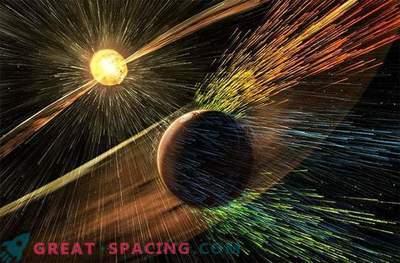 Il sole spingerà l'intera atmosfera marziana nello spazio
