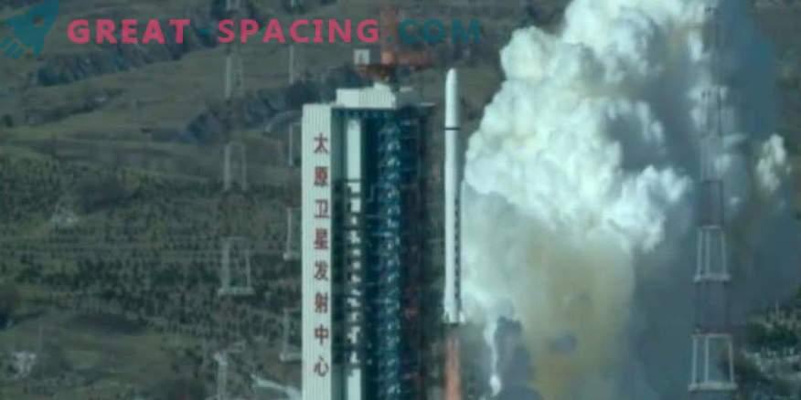 Il programma di lancio dei razzi cinesi ha reso la competizione statunitense nel 2017
