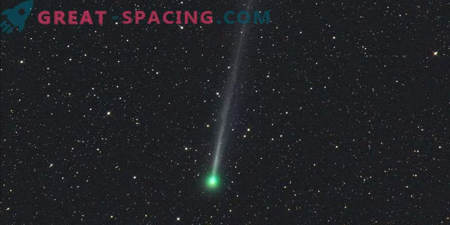 Il telescopio della NASA osserva la bizzarra cometa 45P