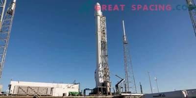 SpaceXi korduvkasutatava võimendi esimene käivitamine