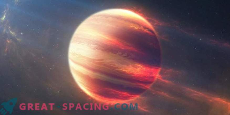 Può il gigante gassoso trasformarsi in un pianeta del tipo terrestre