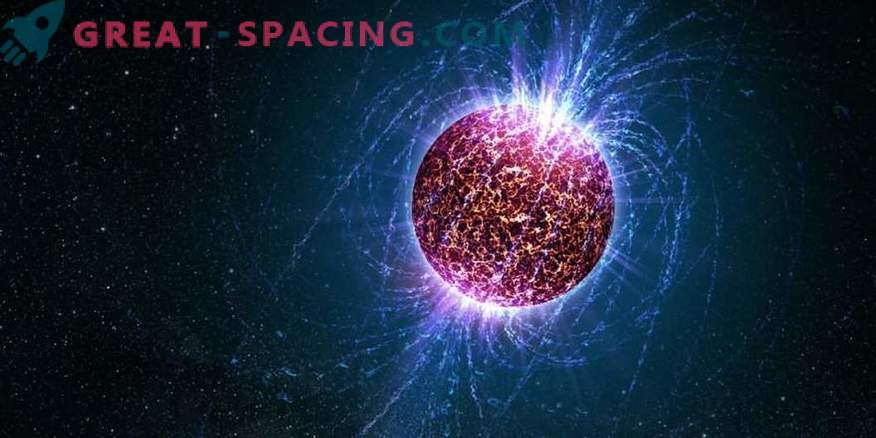 Comportamento insolito di una misteriosa stella di neutroni