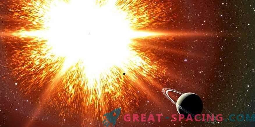 Le supernove sono responsabili delle estinzioni di massa?