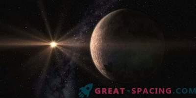 Tre super-terre trovate attorno alla nana fredda