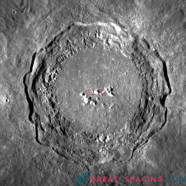 Kraterzählung: Sie können helfen, die Oberfläche des Mondes zu kartieren.