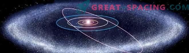 L'acqua sulla superficie della cometa è diversa dalla terra