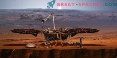 NASA startet InSight Mars Mission
