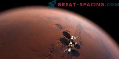 Vita su Marte: i microbi alieni possono sopravvivere nei laghi salati?