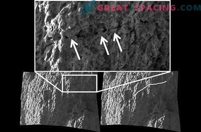 La nebbia acida dissolve le rocce su Marte
