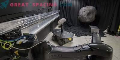 Modello di doppio asteroide