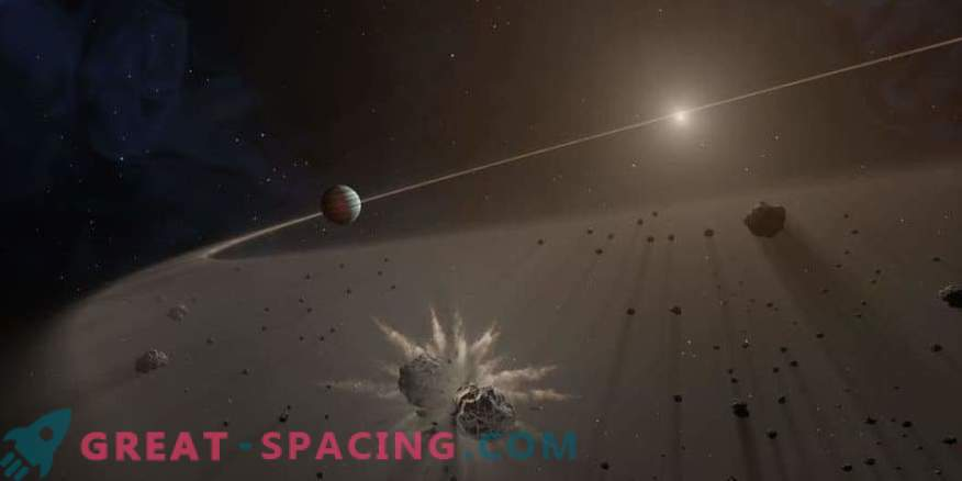Dischi protoplanetari polverosi