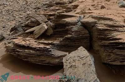 Ho trovato un'altra prova dell'esistenza di un antico lago su Marte