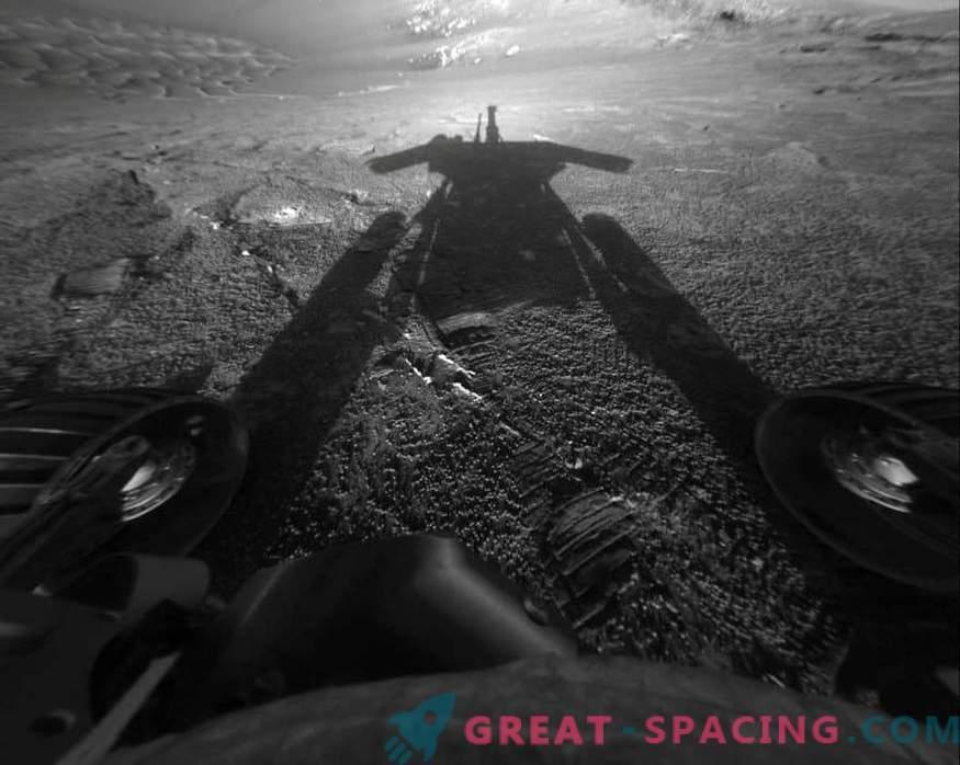 Cosa succederà a un'unità di Opportunità morta su Marte?