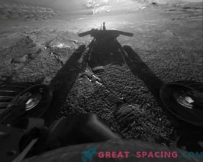 ¿Qué pasará con una unidad de Oportunidad muerta en Marte?