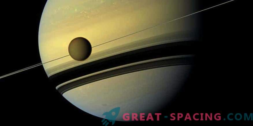 Exact Place of Cassini Fall