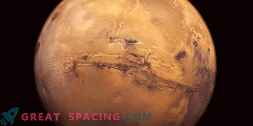 Marte diventerà una seconda casa?