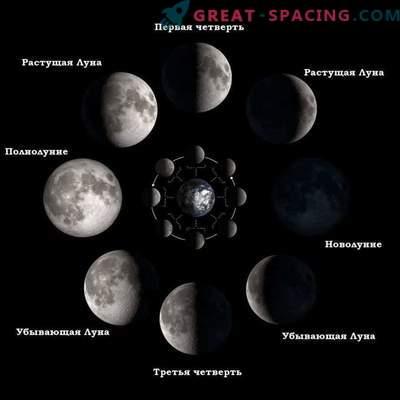 Cosa aspettarsi dalla luna nel primo trimestre del 12 aprile 2019