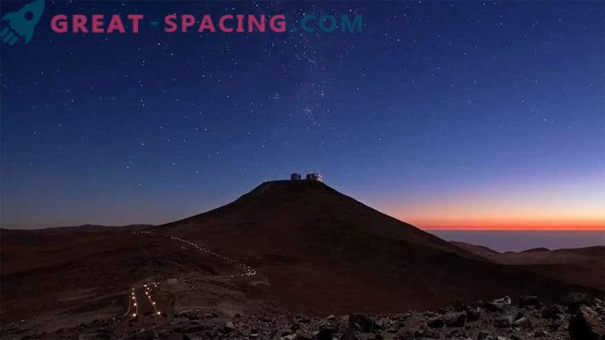 La magia del cielo notturno Atacama