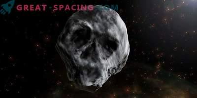 Un misterioso teschio cosmico sta volando sulla Terra. Un asteroide è pericoloso per il nostro pianeta?