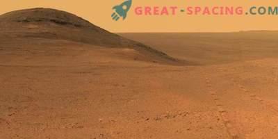 Il Martian Rover Opportunity rimane silenzioso