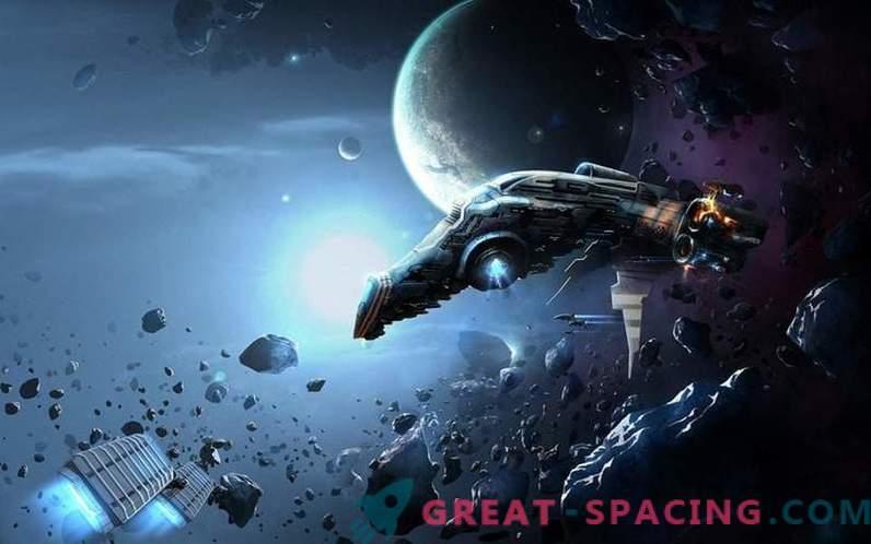 Giochi spaziali TOP-5 in modalità online: la cui realtà sarà più vicina