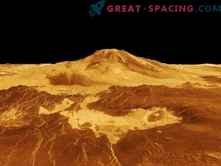 La NASA progetta di creare una colonia su Venere! Il pianeta più caldo del sistema sarà ospitale?