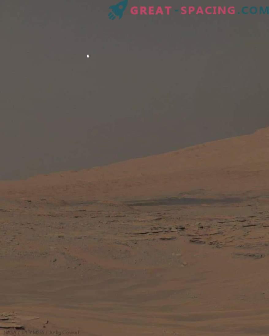 Il segreto della formazione della luna di Marte. Devo incolpare la sceneggiatura?