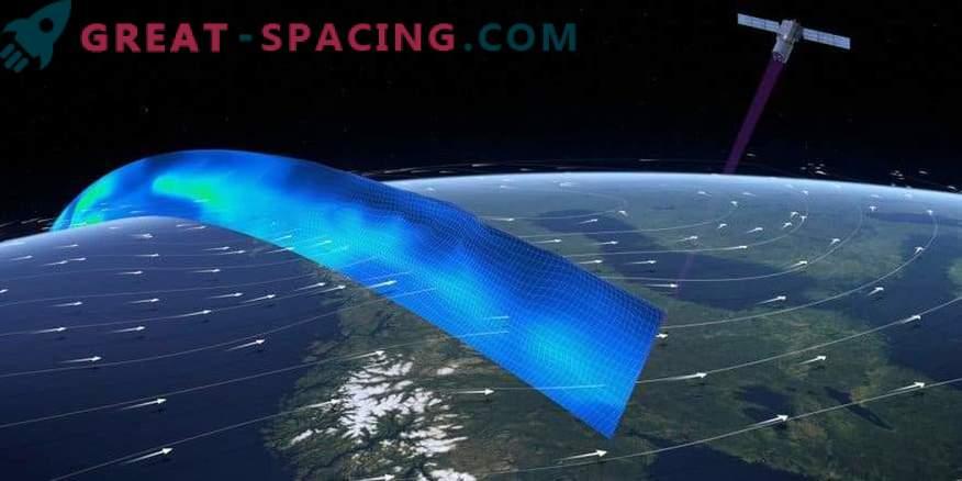 Un satellite di intelligence del vento lanciato dalla Guyana francese