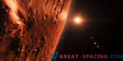 I pianeti TRAPPIST-1 possono contenere acqua