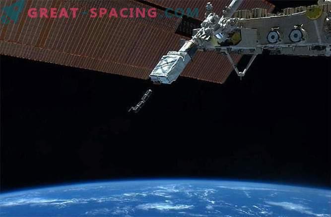 Nonostante la perdita, i mini-satelliti saranno messi in orbita
