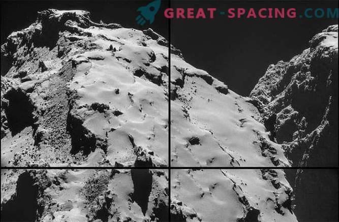 Rosetta è pronta per uno sbarco storico su una cometa