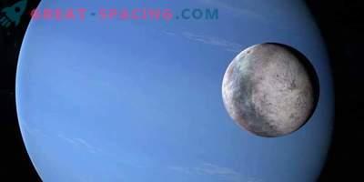 Quale oscuro passato nasconde il satellite di Nettuno Tritone