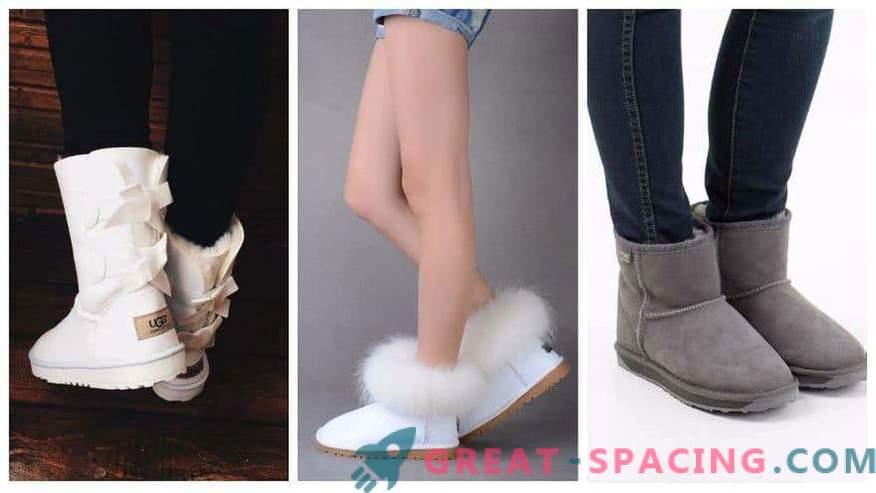 Che cosa sono gli uggs nella moda ora?
