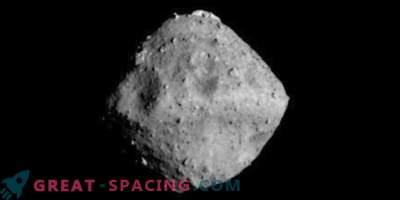 Foto del cosmo: Asteroide (162173) Ryugu