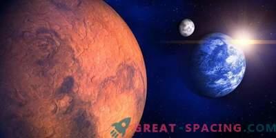 Lo studio rivela i segreti della formazione di Marte e Terra
