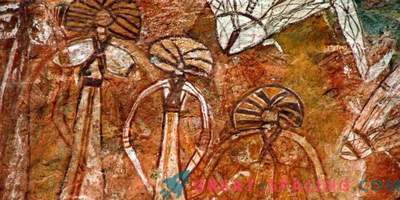 Che tipo di creature sono raffigurate su una grotta di 10.000 anni