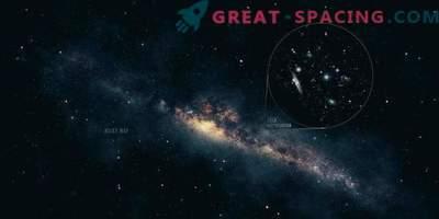 Rotazione galattica nel supercluster locale
