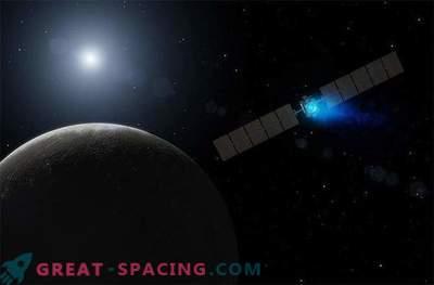 Vesoljsko plovilo Dawn je posredovalo najbolj podrobne slike Ceres