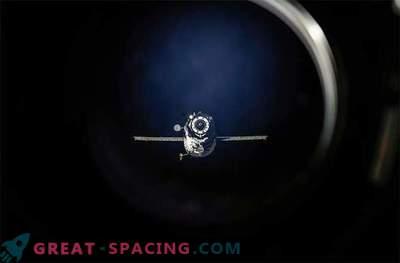 La spettrale nave spaziale russa è stata bruciata nell'atmosfera sopra l'Oceano Pacifico